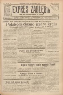 Expres Zagłębia : jedyny organ demokratyczny niezależny woj. kieleckiego. R.13, nr 24 (25 stycznia 1938)