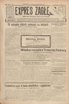 Expres Zagłębia : jedyny organ demokratyczny niezależny woj. kieleckiego. R.13, nr 25 (26 stycznia 1938)
