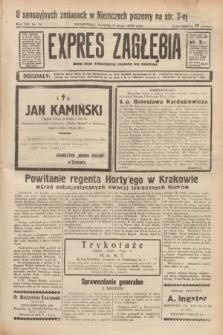 Expres Zagłębia : jedyny organ demokratyczny niezależny woj. kieleckiego. R.13, nr 36 (6 lutego 1938) + wkładka
