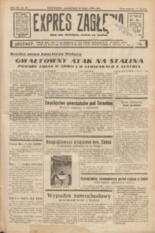Expres Zagłębia : jedyny organ demokratyczny niezależny woj. kieleckiego. R.13, nr 51 (21 lutego 1938)