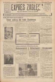Expres Zagłębia : jedyny organ demokratyczny niezależny woj. kieleckiego. R.13, nr 58 (28 lutego 1938)