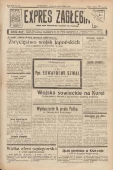 Expres Zagłębia : jedyny organ demokratyczny niezależny woj. kieleckiego. R.13, nr 59 (1 marca 1938)