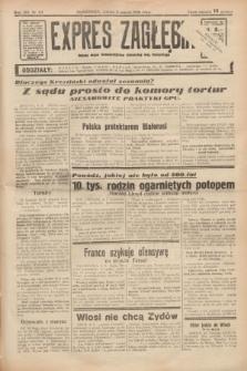 Expres Zagłębia : jedyny organ demokratyczny niezależny woj. kieleckiego. R.13, nr 63 (5 marca 1938)