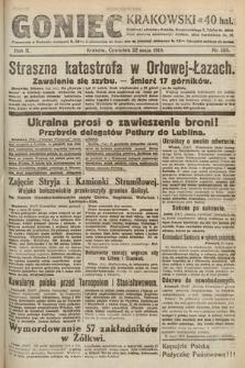Goniec Krakowski. 1919, nr135