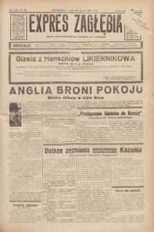 Expres Zagłębia : jedyny organ demokratyczny niezależny woj. kieleckiego. R.13, nr 83 (25 marca 1938)