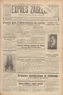 Expres Zagłębia : jedyny organ demokratyczny niezależny woj. kieleckiego. R.13, nr 93 (4 kwietnia 1938)