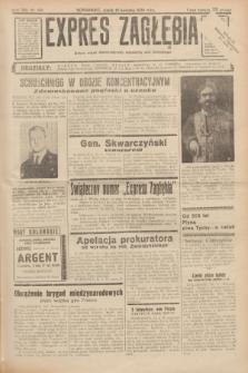 Expres Zagłębia : jedyny organ demokratyczny niezależny woj. kieleckiego. R.13, nr 104 (15 kwietnia 1938)