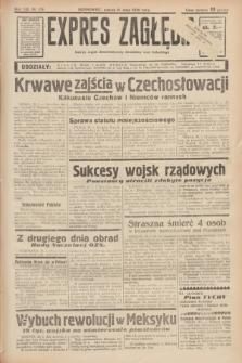 Expres Zagłębia : jedyny organ demokratyczny niezależny woj. kieleckiego. R.13, nr 138 (21 maja 1938)
