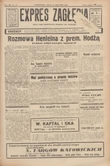 Expres Zagłębia : jedyny organ demokratyczny niezależny woj. kieleckiego. R.13, nr 141 (24 maja 1938)