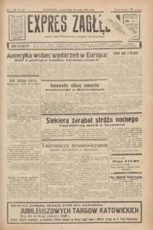Expres Zagłębia : jedyny organ demokratyczny niezależny woj. kieleckiego. R.13, nr 147 (30 maja 1938)