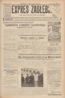 Expres Zagłębia : jedyny organ demokratyczny niezależny woj. kieleckiego. R.13, nr 154 (7 czerwca 1938)