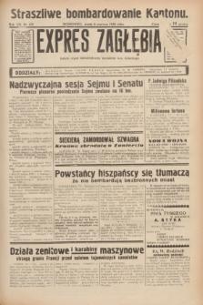 Expres Zagłębia : jedyny organ demokratyczny niezależny woj. kieleckiego. R.13, nr 155 (8 czerwca 1938)