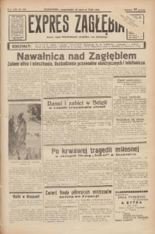 Expres Zagłębia : jedyny organ demokratyczny niezależny woj. kieleckiego. R.13, nr 160 (13 czerwca 1938)