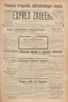 Expres Zagłębia : jedyny organ demokratyczny niezależny woj. kieleckiego. R.13, nr 180 (3 lipca 1938) + wkładka