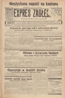 Expres Zagłębia : jedyny organ demokratyczny niezależny woj. kieleckiego. R.13, nr 182 (5 lipca 1938)