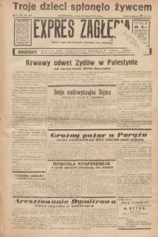 Expres Zagłębia : jedyny organ demokratyczny niezależny woj. kieleckiego. R.13, nr 183 (6 lipca 1938)