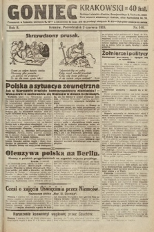 Goniec Krakowski. 1919, nr146