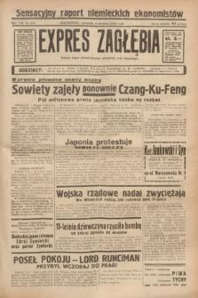 Expres Zagłębia : jedyny organ demokratyczny niezależny woj. kieleckiego. R.13, nr 212 (4 sierpnia 1938)