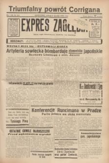 Expres Zagłębia : jedyny organ demokratyczny niezależny woj. kieleckiego. R.13, nr 214 (6 sierpnia 1938)