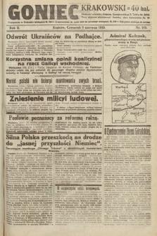 Goniec Krakowski. 1919, nr149