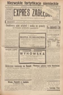 Expres Zagłębia : jedyny organ demokratyczny niezależny woj. kieleckiego. R.13, nr 219 (11 sierpnia 1938)