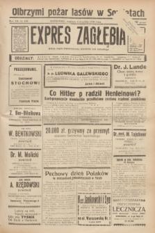Expres Zagłębia : jedyny organ demokratyczny niezależny woj. kieleckiego. R.13, nr 242 (4 września 1938) + wkładka