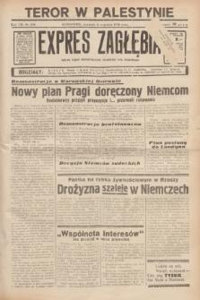 Expres Zagłębia : jedyny organ demokratyczny niezależny woj. kieleckiego. R.13, nr 246 (8 września 1938)