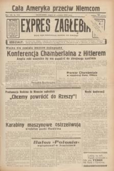 Expres Zagłębia : jedyny organ demokratyczny niezależny woj. kieleckiego. R.13, nr 254 (16 września 1938)