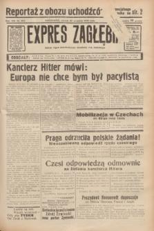 Expres Zagłębia : jedyny organ demokratyczny niezależny woj. kieleckiego. R.13, nr 265 (27 września 1938)