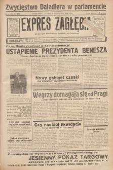 Expres Zagłębia : jedyny organ demokratyczny niezależny woj. kieleckiego. R.13, nr 275 (6 października 1938)