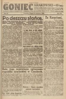 Goniec Krakowski. 1919, nr156