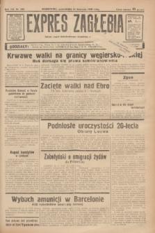 Expres Zagłębia : jedyny organ demokratyczny niezależny woj. kieleckiego. R.13, nr 320 (21 listopada 1938)