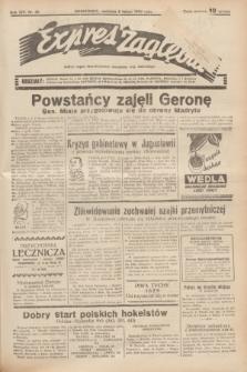 Expres Zagłębia : jedyny organ demokratyczny niezależny woj. kieleckiego. R.14, nr 36 (5 lutego 1939) + wkładka
