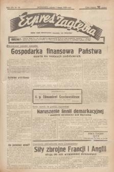 Expres Zagłębia : jedyny organ demokratyczny niezależny woj. kieleckiego. R.14, nr 38 (7 lutego 1939)