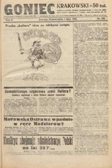 Goniec Krakowski. 1919, nr180