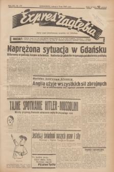 Expres Zagłębia : jedyny organ demokratyczny niezależny woj. kieleckiego. R.14, nr 179 (1 lipca 1939)