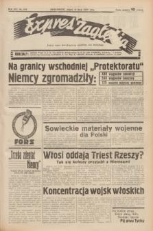Expres Zagłębia : jedyny organ demokratyczny niezależny woj. kieleckiego. R.14, nr 192 (14 lipca 1939)