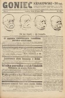 Goniec Krakowski. 1919, nr189