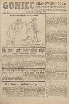 Goniec Krakowski. 1919, nr192