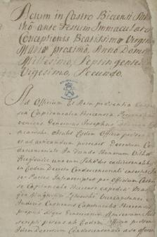 Akta procesowe Józefa Pliszczyńskiego (Pleszczyńskiego) dotyczące spraw majątkowych z lat 1722-1752