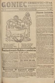 Goniec Krakowski. 1919, nr240