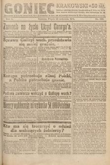 Goniec Krakowski. 1919, nr260