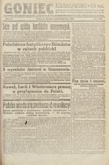 Goniec Krakowski. 1919, nr265