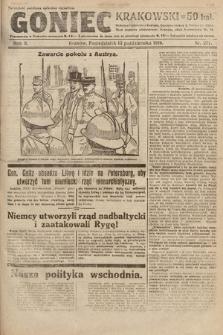 Goniec Krakowski. 1919, nr277