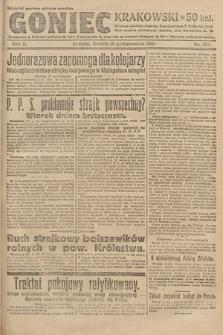 Goniec Krakowski. 1919, nr282