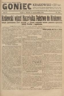 Goniec Krakowski. 1919, nr285