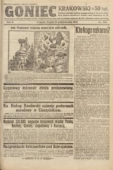 Goniec Krakowski. 1919, nr288