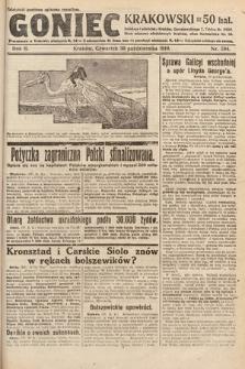 Goniec Krakowski. 1919, nr294
