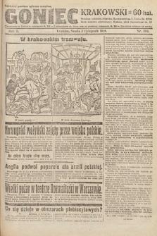 Goniec Krakowski. 1919, nr299