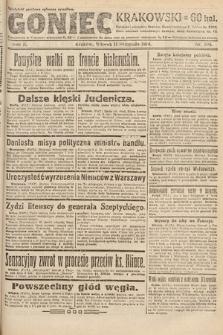 Goniec Krakowski. 1919, nr305
